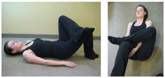 External Rotator Stretch, II