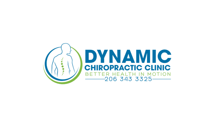 Dynamic Chiropractic Clinic Logo | CHIROPRACTOR SEATTLE