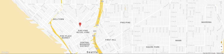 Chiropractor Seattle Map